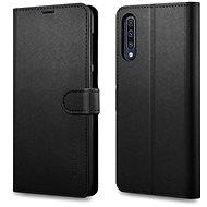 Spigen Wallet S Black Samsung Galaxy A50 - Puzdro na mobil