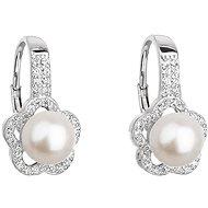 EVOLUTION GROUP 21046.1 bílá pravá perla AAA (Ag925/1000, 2,0 g)