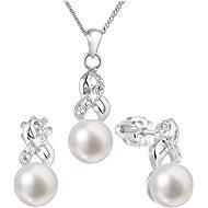 EVOLUTION GROUP 29044.1 pravá perla AAA 6-7 mm a 8,5-9 mm (Ag925/1000, 3,0 g) - Dárková sada šperků