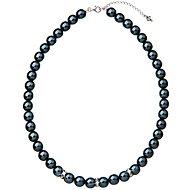 Tahiti perlový náhrdelník 32007.3 (925/1000, 56 g) - Náhrdelník