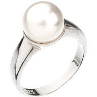 Prsteň Swarovski Biela perla 35022.1 (925 / 1 000; 5,1 g) veľ. 56 - Prsteň