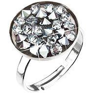 Calvsi prsteň vyrobený z krištáľov Swarovski 35033.5 - Prsteň