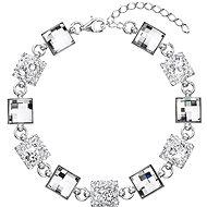 EVOLUTION GROUP 33047.1 krystal náramok zdobený kryštálmi Swarovski - Náramok