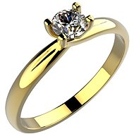 Prsteň LINGER Kréta ZP056 veľ. 54 (585 / 1 000 1,6 g) - Prsteň