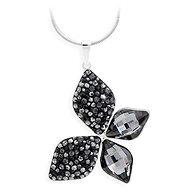 JSB Bijoux Náhrdelník Motýľ zdobený krištáľovými kameňmi Swarovski® - Náhrdelník
