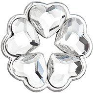 EVOLUTION GROUP 34234.1 kryštálový prívesok dekorovaný kryštálmi Swarovski® (925/1000, 0,9 g)