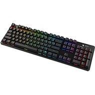 SPC Gear GK540 Magna Kailh Brown RGB - Herná klávesnica