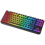 SPC Gear GK630K Tournament Pudding Kailh Red – US - Herná klávesnica