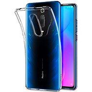 Spigen Liquid Crystal Clear Xiaomi Mi 9T/Mi 9T Pro - Kryt na mobil