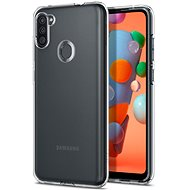 Kryt na mobil Spigen Liquid Crystal Clear Samsung Galaxy M11/A11 - Kryt na mobil