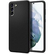 Kryt na mobil Spigen Liquid Air Black Samsung Galaxy S21 - Kryt na mobil