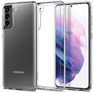 Kryt na mobil Spigen Ultra Hybrid Clear Samsung Galaxy S21 - Kryt na mobil