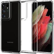 Kryt na mobil Spigen Ultra Hybrid Clear Samsung Galaxy S21 Ultra - Kryt na mobil