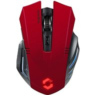 Speedlink FORTUS Gaming Mouse – Wireless, black - Herná myš