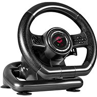 Speedlink BLACK BOLT Racing Wheel – for PC, black - Volant