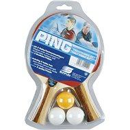 Ping (2 rakety, 3 loptičky) - Set na stolný tenis