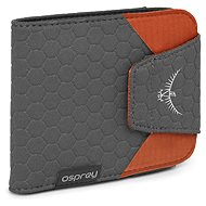 Osprey Quick Lock wallet, poppy orange - Peňaženka