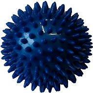 Acra Ježek 9 modrý - Masážna lopta