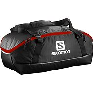 Salomon Prolog 40 bag black/bright red - Športová taška
