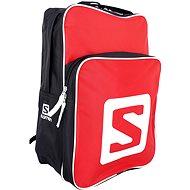 Salomon Squarre Bright red/black - Mestský batoh