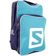 Salomon Squarre Teal blue f/nightshade grey - Mestský batoh