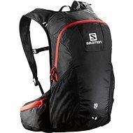 Salomon Trail 20 black/bright red - Turistický batoh