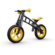 FirstBike Limited Edition Yellow - Športové odrážadlo