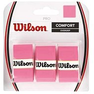 Wilson Pro Overgrip pink - Tenisový grip