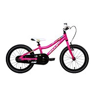 "Amulet Mini 16 Lite pink - Detský bicykel 16"""