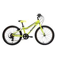 """Amulet Tomcat 20 Superlite zelený - Detský bicykel 20"""""""