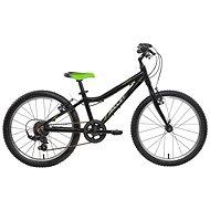 """Amulet Tomcat 20 Superlite čierny - Detský bicykel 20"""""""