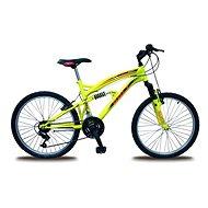 """Bolt 26"""" žltá - Detský bicykel 26"""""""