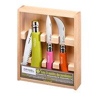 Opinel, Zahradnícka súprava v darčekovom balení - Sada nožov