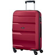 c12207e7a6 American Tourister Bon Air Spinner M Burgundy Purple