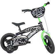 "Dino Bikes 12 black (2016) - Detský bicykel 12"""