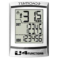 Echowell U4w drôtový biely - Cyklocomputer
