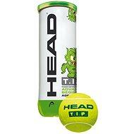 Head TIP green - Tenisová lopta