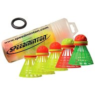 Speedminton Tube MixPack - Loptičky na crossminton