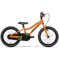 """Amulet Mini 16 Lite oranžový - Detský bicykel 16"""""""