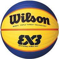 Wilson FIBA 3x3 Game Basketball - Basketbalová lopta