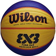 Wilson FIBA 3 × 3 Replica Rubber Basketball - Basketbalová lopta