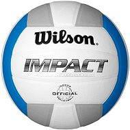 Wilson Impact Volleyball – Bulk Blue/silver - Volejbalová lopta