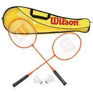 Wilson Badminton Gear Kit - Bedmintonový set