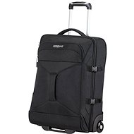 American Tourister Road Quest Duffle/WH 55, Solid Black - Cestovný kufor