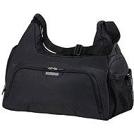 American Tourister Road Quest Female Gym Bag Solid Black - Športová taška
