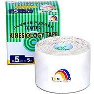 Temtex tape Tourmaline biela 5 cm - Tejp