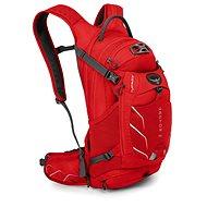 Osprey Raptor 14 red pepper - Cyklistický batoh