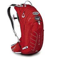 Osprey Raptor 10 red pepper - Športový batoh