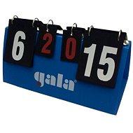 Gala Ukazovateľ skóre - Ukazovateľ skóre