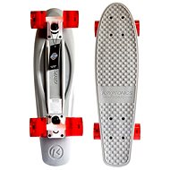 "Kryptonics Torpedo 22,5"" Gray - Plastový skateboard"